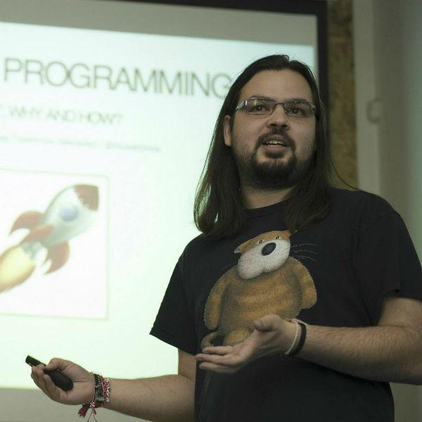 Разговор за Elixir и Reactive Programming с Николай Цветинов