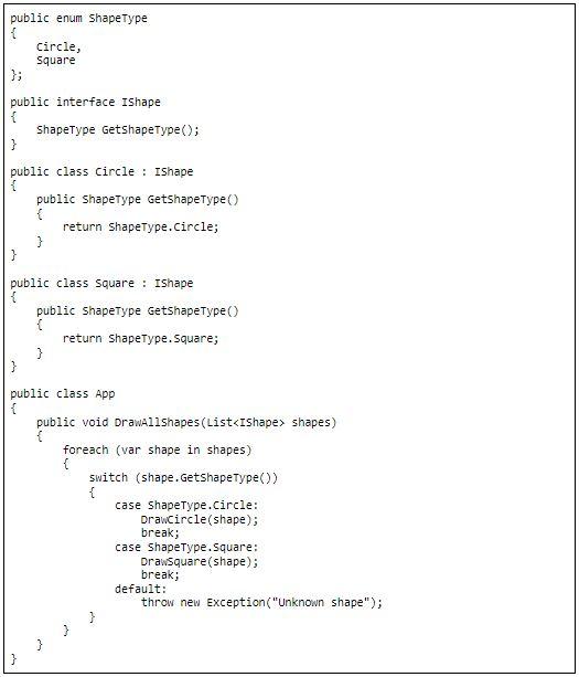 SOLID принципи за обектно ориентиран софтуерен дизайн – Част II