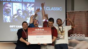 Идеята, която спечели adidas хакатон София и екипът зад нея