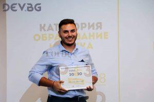 500 събития по-късно в DEV.BG – през погледна на Митко Василев