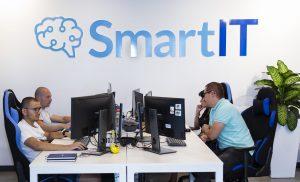 В условия на криза Smart IT продължава да расте