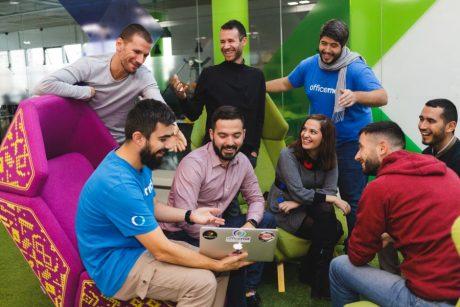 OfficeRnD е място на оригинални идеи и силна колаборация