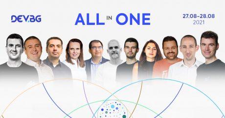 DEV.BG All in One 2021: Лекторите с истории от бъдещето (Част 1)