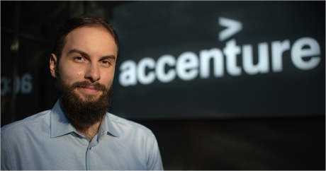 Никита Овсянников от Accenture: Шлифоване на диаманти – Junior академии и едно безгранично развитие