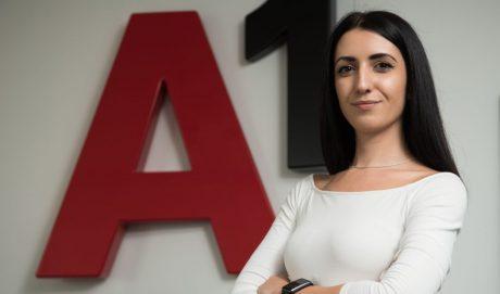 Габриела Ранкова отговаря на въпроса: Какво е да си софтуерен инженер в А1 България?